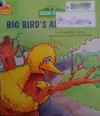 Big Bird's Adventure (Golden Books) - Elizabeth Clasing, Lauren Attinello