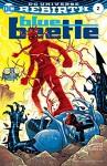 Blue Beetle (2016-) #2 - Jr., Romulo Fajardo, Scott Kolins, Scott Kolins, Keith Giffen