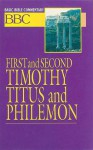 First and Second Timothy, Titus and Philemon - Abingdon Press, Lynne M. Deming