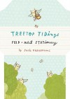 Treetop Tidings Fold and Mail Stationery - Susie Ghahremani