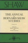 Shaw: The Annual of Bernard Shaw Studies, Vol. 10 - Stanley Weintraub, Fred D. Crawford