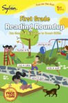 First Grade Reading Roundup (Sylvan Fun on the Run Series) - Sylvan Learning