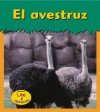 El Avestruz = Ostrich - Patricia Whitehouse