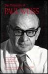 The Philosophy of Paul Weiss, Volume 23 - Paul Weiss, Lewis Edwin Hahn