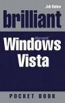 Brilliant Microsoft Windows Vista Pocket Book - Jerri L. Ledford, Rebecca Freshour