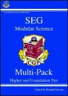 Modular Science: SEG: Multi-Pack: Higher and Foundation Tier - Richard Parsons, Paddy Gannon