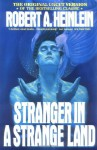 Stranger in a Strange Land - Robert A. Heinlein, Christopher Hurt