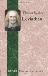 Leviathan (Dover Philosophical Classics) - Thomas Hobbes