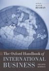 The Oxford Handbook of International Business (Oxford Handbooks in Business & Management) - Alan M. Rugman