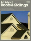 All About Roofs and Sidings (Ortho library) - Ron Hildebrand, Ortho Books, Cheryl Smith