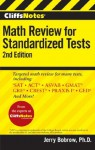 CliffsNotes Math Review for Standardized Tests, 2nd Edition (CliffsTestPrep) - Jerry Bobrow