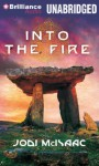Into the Fire (The Thin Veil #2) - Jodi McIsaac, Kate Rudd