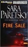 Fire Sale (V.I. Warshawski, #12) - Sara Paretsky