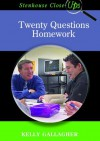 Twenty Questions Homework (DVD) - Kelly Gallagher