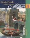 Western Civilization, Volume 1 (Study Guide) - Jackson J. Spielvogel, Spielvogel, Jackson J. Spielvogel, Jackson J.