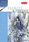Fairies & Fantasy: Learn to paint the enchanted world of fairies, angels, and mermaids - Meredith Dillman, Meredith Dillman