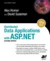 Distributed Data Applications with ASP.NET - Alex Homer, David Sussman