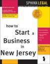 How to Start a Business in New Jersey, 2e - F. Clifford Gibbons, F. Gibbons