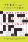 The American Heritage Crossword Puzzle Dictionary - American Heritage Dictionaries, American Heritage Dictionaries