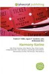 Harmony Korine - Agnes F. Vandome, John McBrewster, Sam B Miller II