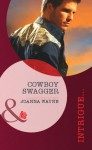 Cowboy Swagger (Mills & Boon Intrigue) (Sons of Troy Ledger - Book 1) - Joanna Wayne