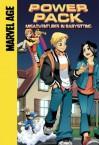 Power Pack (Marvel Age): Misadventures in Babysitting - Mark Sumerak