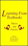 Learning from Textbooks: Theory and Practice - Britton, Bruce K. Britton, Arthur Woodward