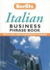 Berlitz Business Italian Phrase Book - Berlitz Guides