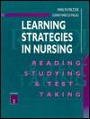 Learning Strategies in Nursing: Reading, Studying, and Test-Taking - Susan M. Palau, Susan Marcus Palau