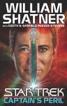 Captain's Peril (Star Trek) - John Peel, William Shatner, Judith Reeves-Stevens, Garfield Reeves-Stevens