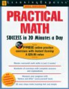 Practical Math Success in 20 Minutes a Day - Learning Express LLC