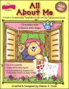 All about Me: Creative Scrapbooking Templates & Clip Art for Classroom & Home [With CDROM] - Dianne J. Hook