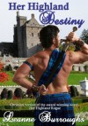 Her Highland Destiny (Scottish War for Independence Saga (Christian Version)) - Leanne Burroughs