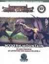 Dungeon Crawl Classics 57: Wyvern Mountain - Goodman Games