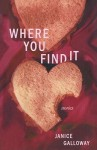 Where You Find It: Stories - Janice Galloway