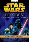 Star Wars - Episode V (German Edition) - Donald F. Glut, Tony Westermayr