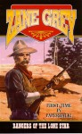 Rangers of the Lone Star - Zane Grey, Loren Grey