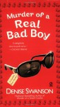 Murder of a Real Bad Boy - Denise Swanson
