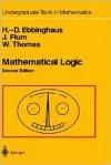 Mathematical Logic - Heinz-Dieter Ebbinghaus