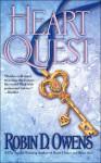 Heart Quest (Celta's Heartmates, #5) - Robin D. Owens