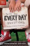 The One Year Every Day Devotions: Devotions to Help You Stand Strong - Stephen Arterburn, Jesse Florea