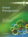 Great Writing 2: Great Paragraphs - Keith S. Folse, April Muchmore-Vokoun, Elena Vestri Solomon