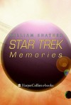 STAR TREK MEMORIES (Audio) - William Shatner