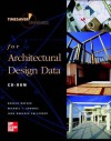 Time-Saver Standards for Architectural Design Data, CD-ROM - Donald Watson