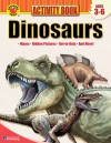 Brighter Child Dinosaurs Activity Book Ages 3-6 - School Specialty Publishing, Brighter Child
