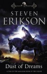 Dust of Dreams - Steven Erikson