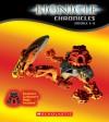 Bionicle Chronicles (#1-4) - Catherine Hapka, Greg Farshtey