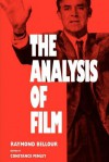 The Analysis of Film - Raymond Bellour, Constance (Ed.) Penley, Constance Penley