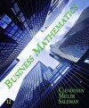 Business Mathematics [With Access Code] - Gary Clendenen, Stanley A. Salzman, Charles D. Miller
