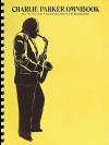 Charlie Parker Omnibook: For E-Flat Instruments - Charlie Parker